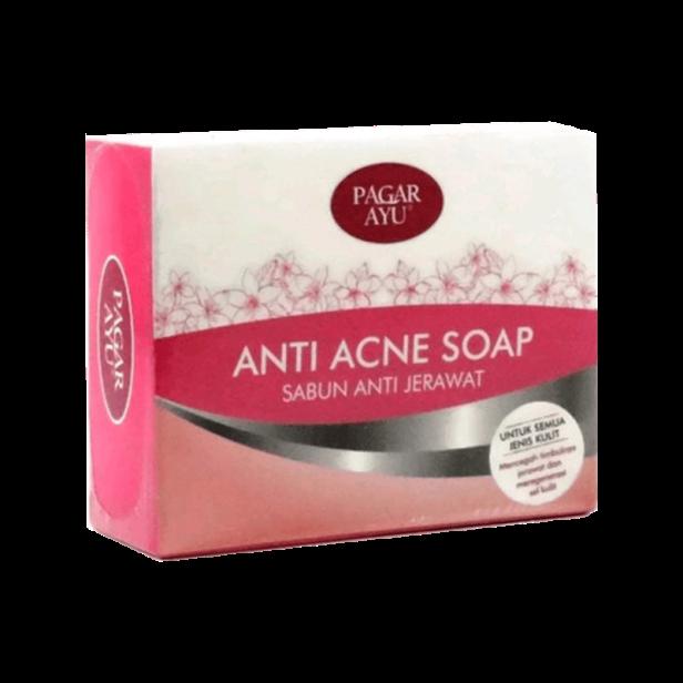 pagar ayu anti acne soap