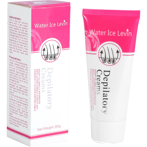 water ice levin depilatory cream